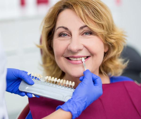 Worn Teeth Treatment